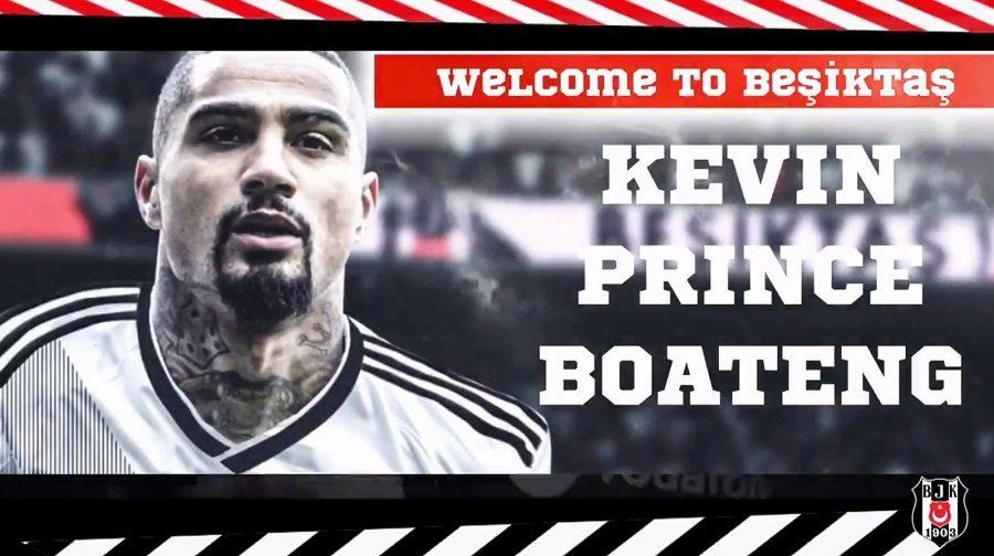 Officiel : Kevin-Prince Boateng rebondit en Turquie
