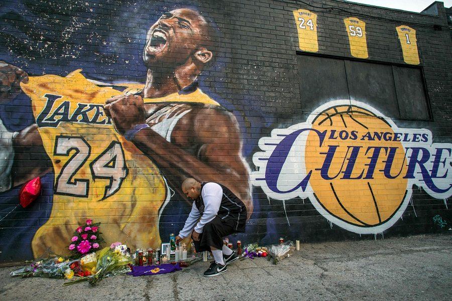Le monde du football rend hommage à Kobe Bryant