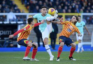 L'Inter Milan refuse une grosse offre du Barça pour Lautaro Martinez