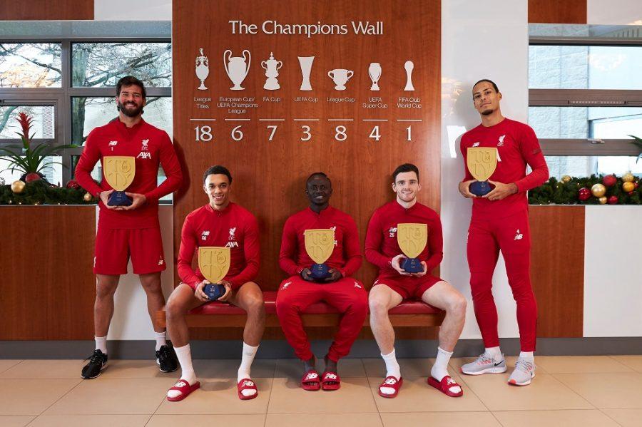 Ca buzze : la FIFA Team of the Year 20 dévoilée !