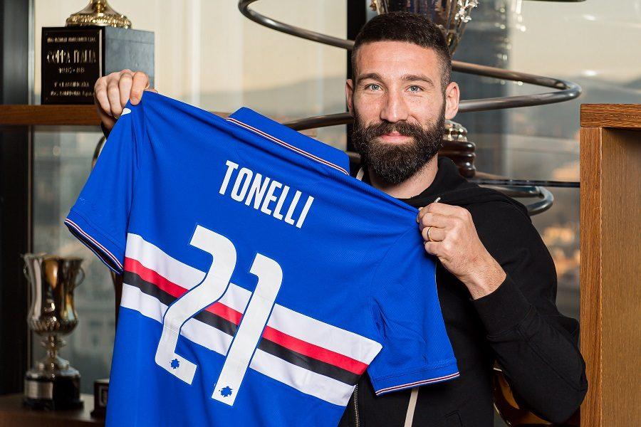 Officiel : Tonelli file à la Sampdoria