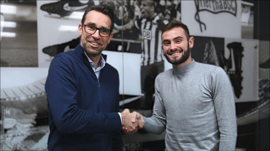 Officiel : Lucas Tousart signe au Hertha Berlin