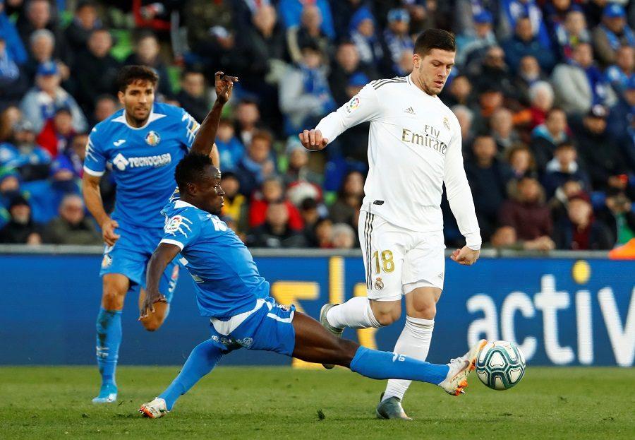 Real Madrid : Luka Jovic pourrait bien quitter Madrid