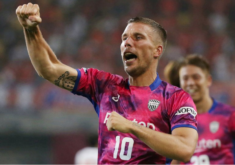 Officiel : Podolski signe à Antalyaspor