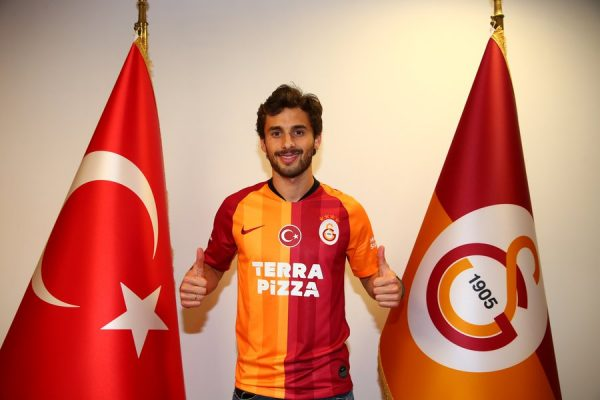 Officiel : Marcelo Saracchi rejoint Galatasaray