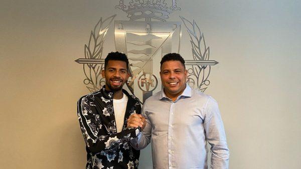 Le Real Valladolid recupère Matheus Fernandes