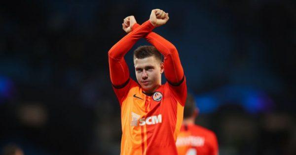 Arsenal : un défenseur Ukrainien dans le viseur