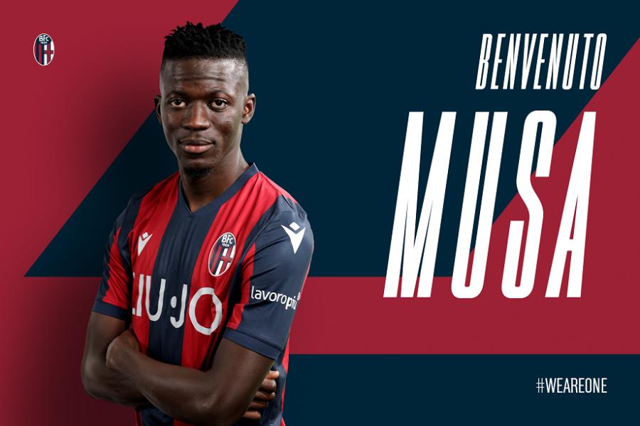 Officiel : Musa Barrow rejoint Bologne