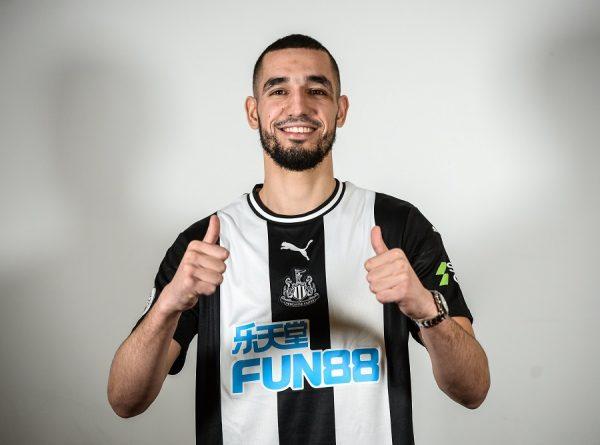 Officiel : Nabil Bentaleb prêté à Newcastle