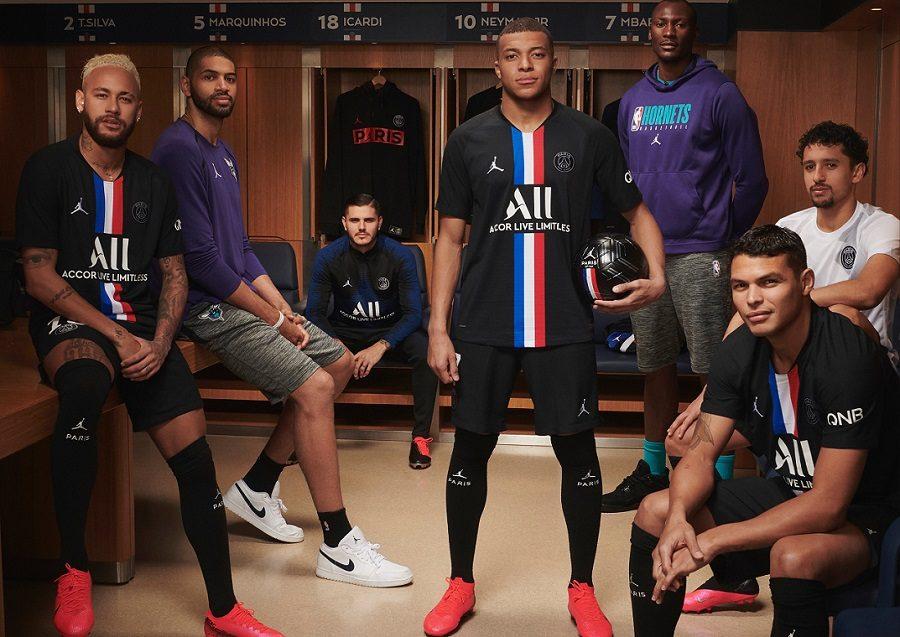 PSG : le quatrième maillot 2019/2020 dévoilé
