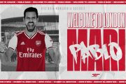 Officiel : Arsenal accueille Pablo Mari