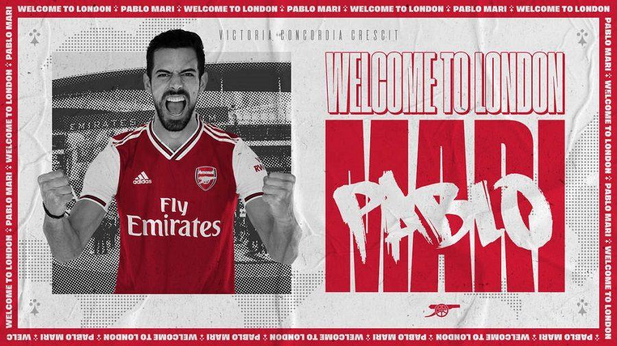 Officiel : Arsenal accueille Pablo Mari