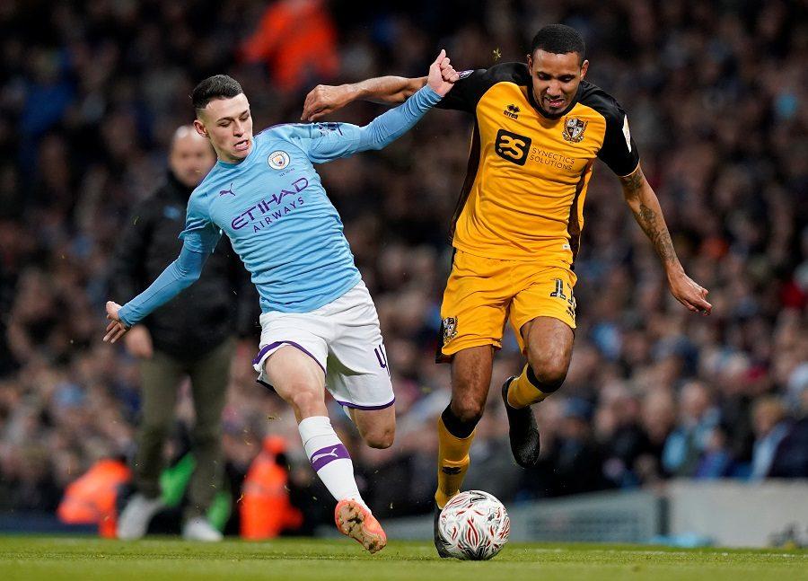 Manchester City : Phil Foden est clair sur son avenir
