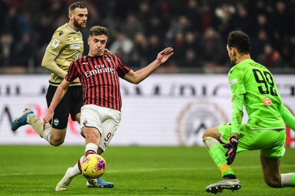 Milan AC : Piatek proche de rejoindre la Bundesliga ?