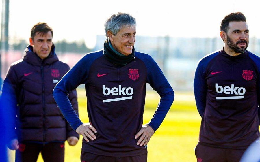 FC Barcelone : dix choses à savoir sur Quique Setién