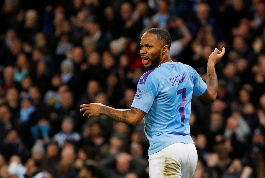 Manchester City : Raheem Sterling n'écoute pas les rumeurs de transferts