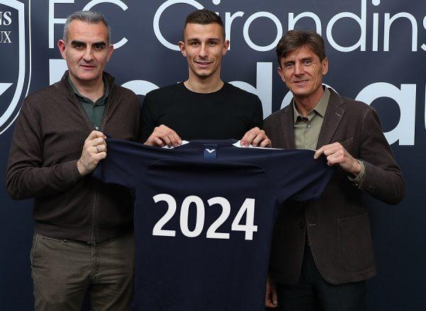 Officiel : Rémi Oudin signe à Bordeaux