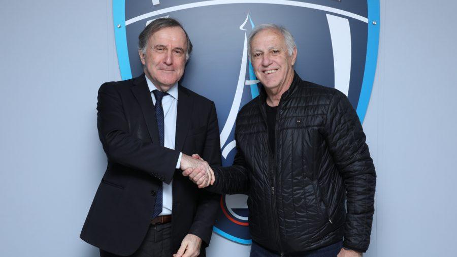Officiel : René Girard entraîneur du Paris FC