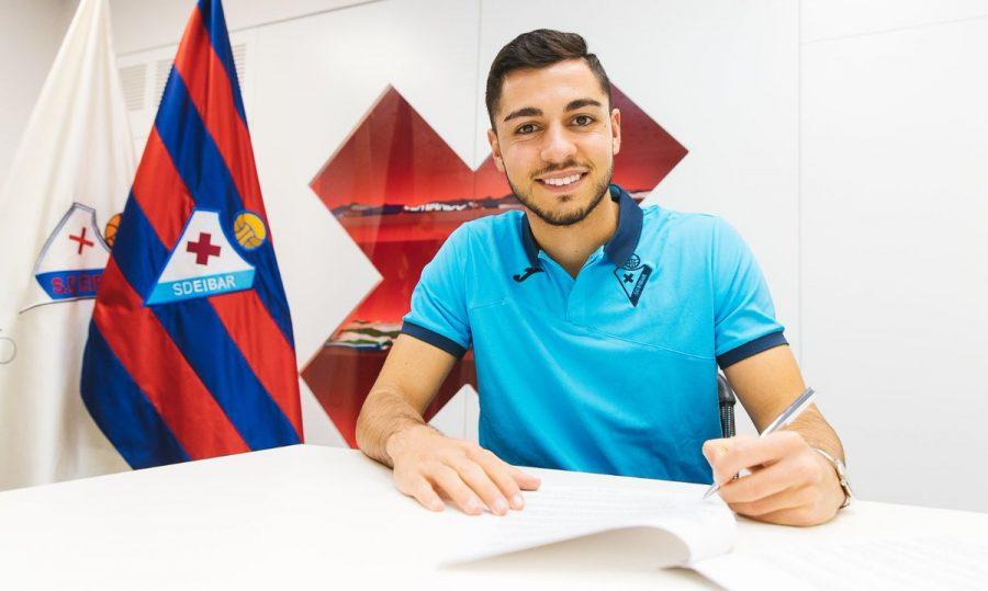 Officiel : Eibar s'offre les services de Rafa Soares