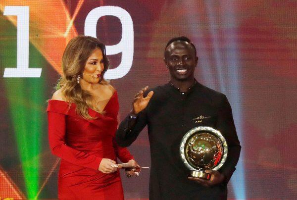 CAF Awards : Sadio Mané réagit à son titre de meilleur joueur africain