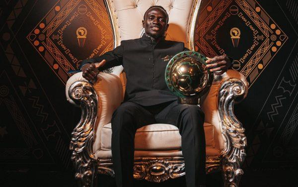Sadio Mané élu joueur africain de 2019 !