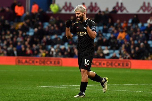Premier League : Sergio Agüero encore plus dans l'histoire