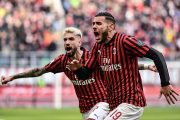 Série A : Théo Hernandez buteur numéro 1 du Milan AC