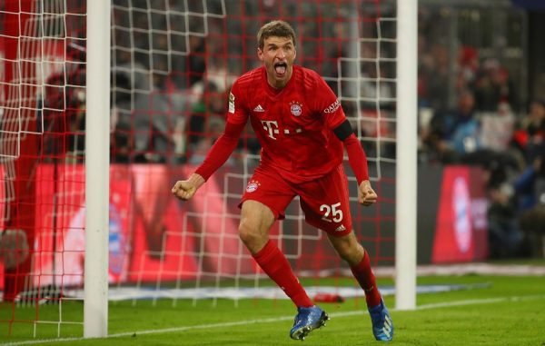 Bayern Munich : accord de principe avec Thomas Muller !