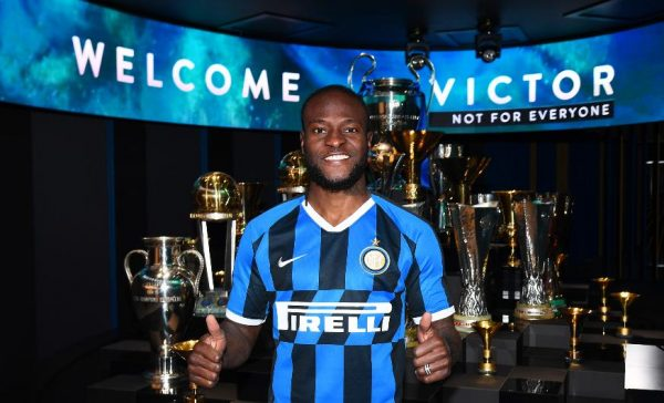 Officiel : Victor Moses rejoint l'Inter Milan !