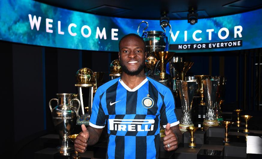 Officiel : Victor Moses rejoint l'Inter Milan !