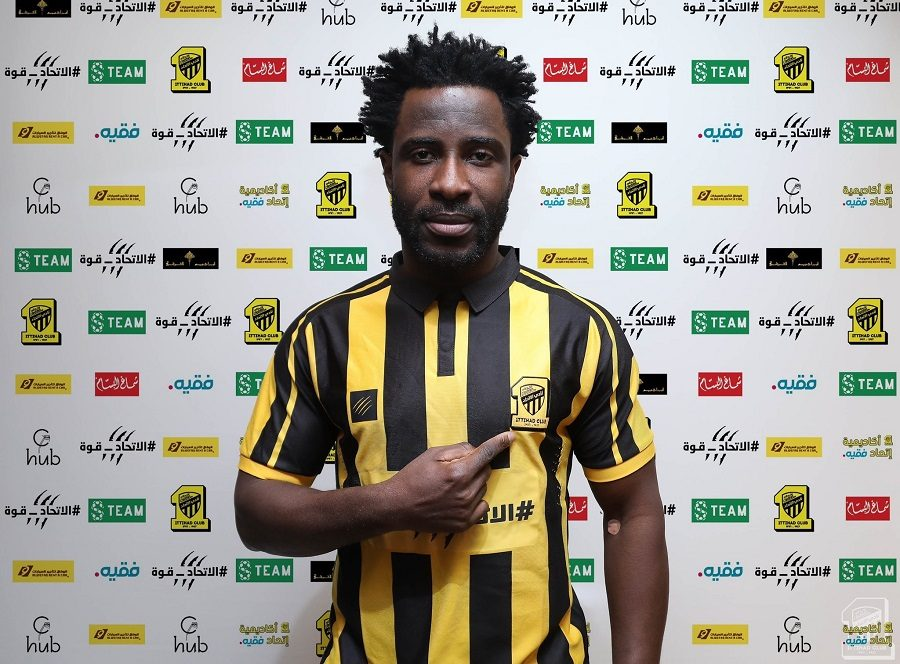 Officiel : Wilfried Bony rejoint l'Arabie Saoudite