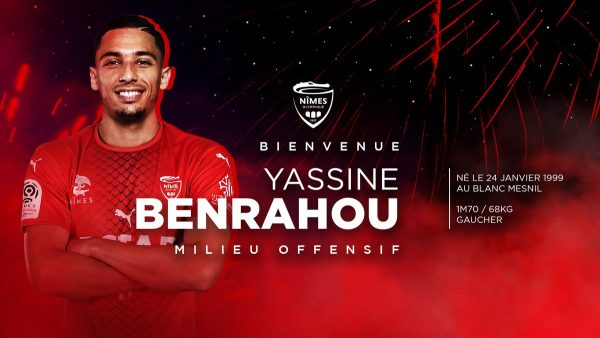 Officiel : Yassine Benrahou rejoint bien Nîmes