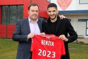 Officiel : Dijon s'offre Yassine Benzia