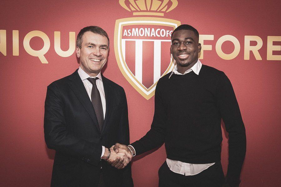 Officiel : l'AS Monaco s'offre Tchouaméni et Fofana
