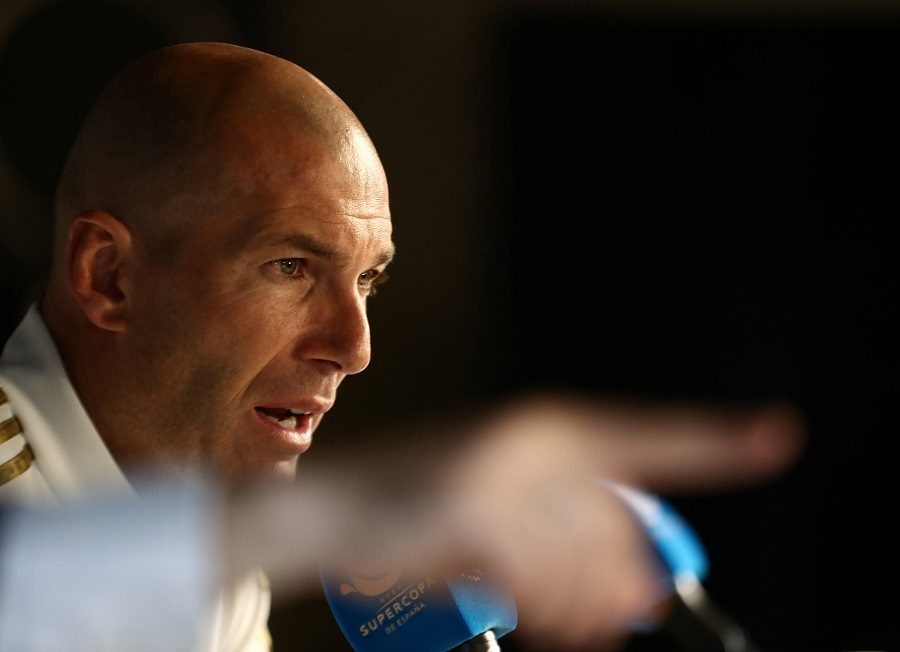 Le Real Madrid conclut son mercato hivernal 2020