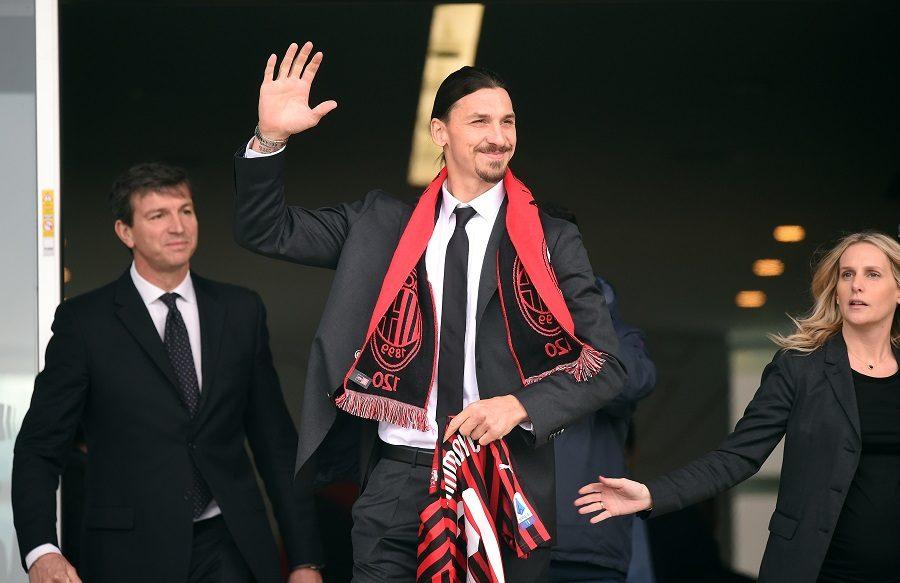 Milan AC : le roi Zlatan est de retour