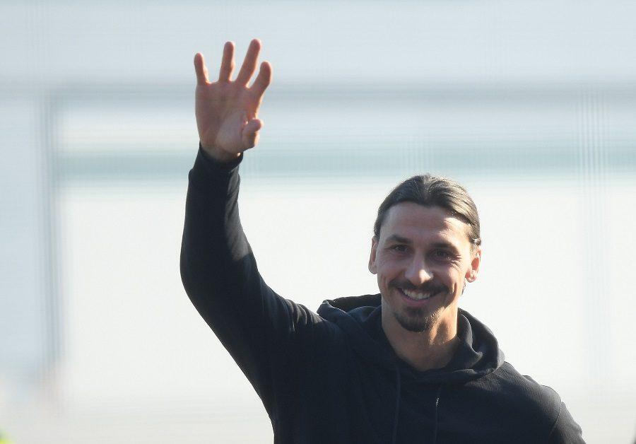 AC Milan : le numéro de Zlatan connu !
