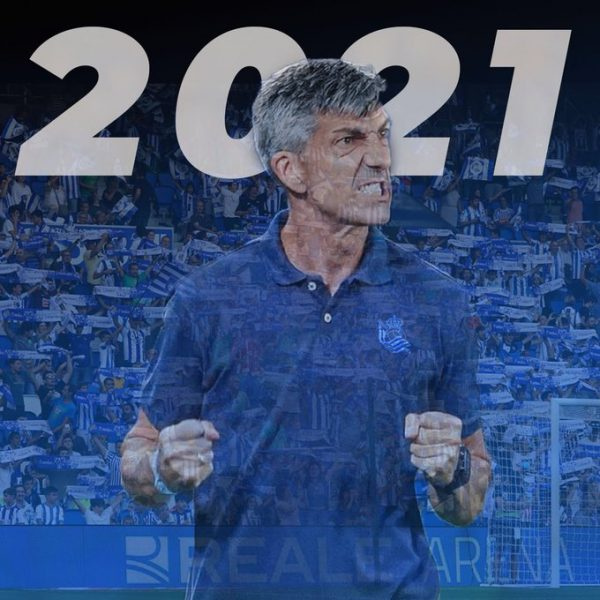 Officiel : la Real Sociedad prolonge son coach