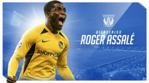Officiel : Roger Assalé file en Espagne