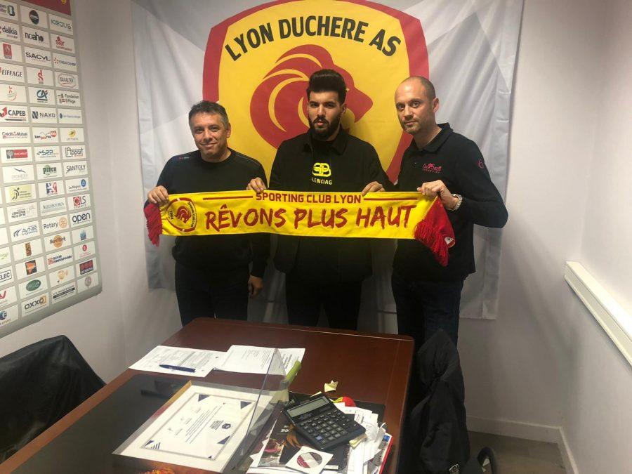 Officiel : Farès Bahlouli revient à Lyon