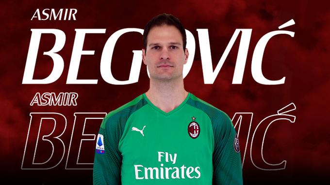 Officiel : Le Milan AC change de gardien remplaçant