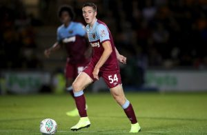 Officiel : West Ham prolonge Conor Coventry