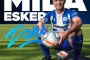 Officiel : Dani Torres quitte Alavés