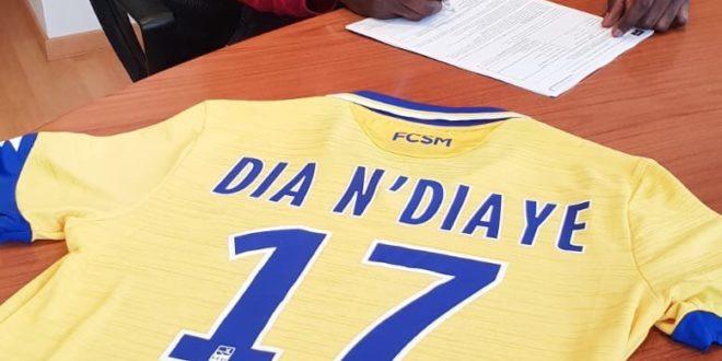 Officiel : Metz se sépare d'Amadou Dia N'Diaye