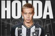 Officiel : Keisuke Honda rebondit bien au Brésil