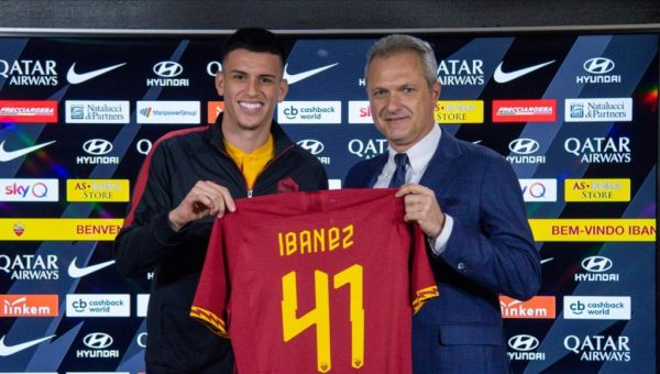 Officiel : Roger Ibanez rejoint l'AS Roma