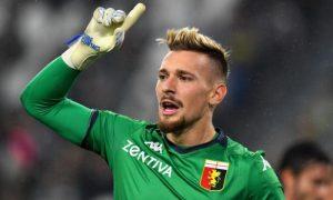 Accord entre l'Inter Milan et Nice pour Ionut Radu