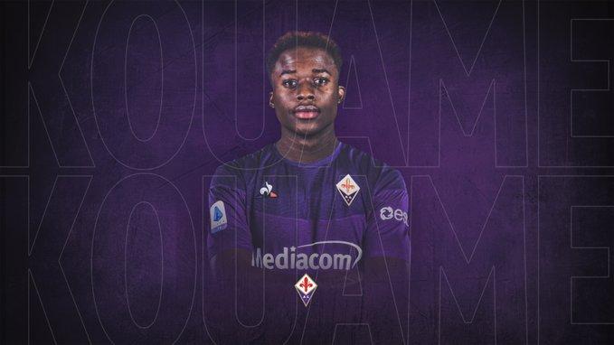 Officiel : la Fiorentina enrôle Christian Kouamé