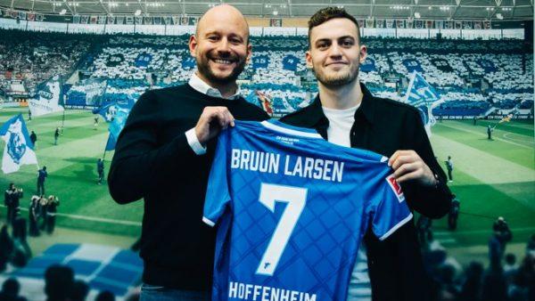 Officiel : Dortmund laisse partir Jacob Bruun Larsen
