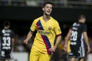 La Juventus cible un espoir du FC Barcelone